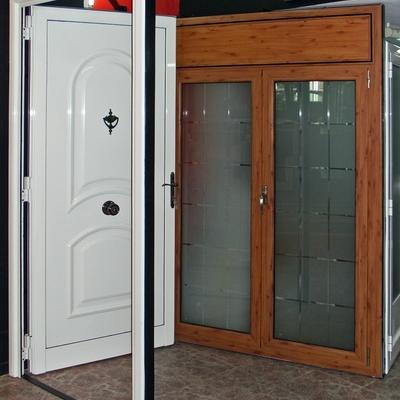 Puerta y armario