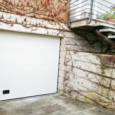 sustitucion de puertas de garaje