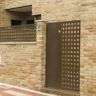 puertas de perforados