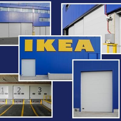 Puertas en IKEA