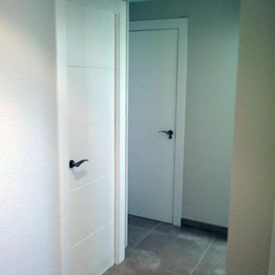Puertas Lacado Blanco