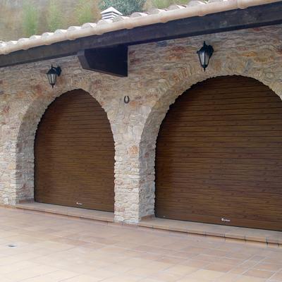 Puertas Lacado Madera