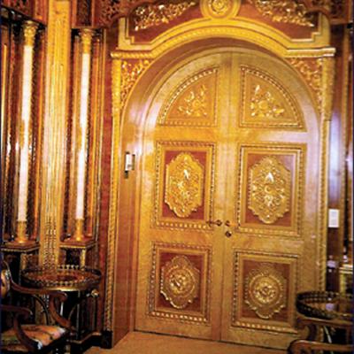 Puertas  Ornamentadas