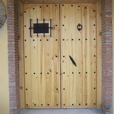 puertas Rusticas