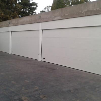 Puertas seccionales mas de tres metros