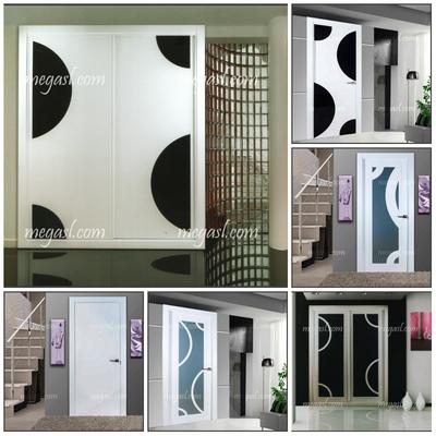 Puertas y armarios lacados 1