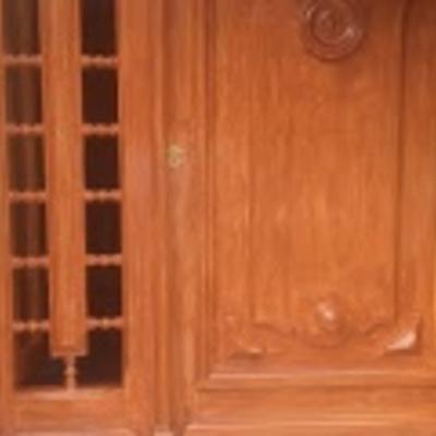 imitaciones dec puerta de entrada