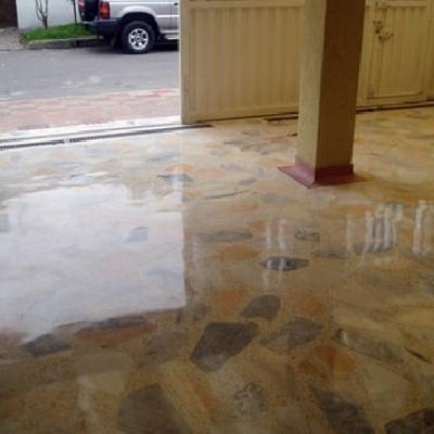 Pulido y abrillantado de marmoles y terrazos