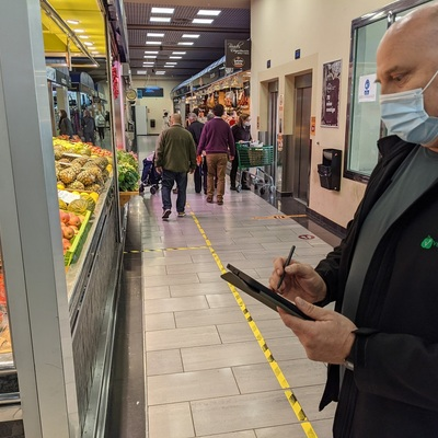 Servicios control plagas en mercado