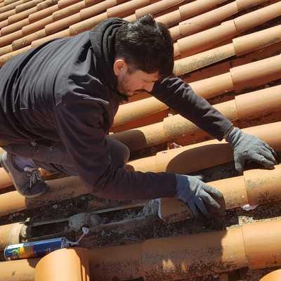 Reparaciones de tejados.