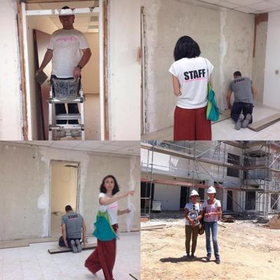 Trabajando Proyecto Lamadrid Interiorismo