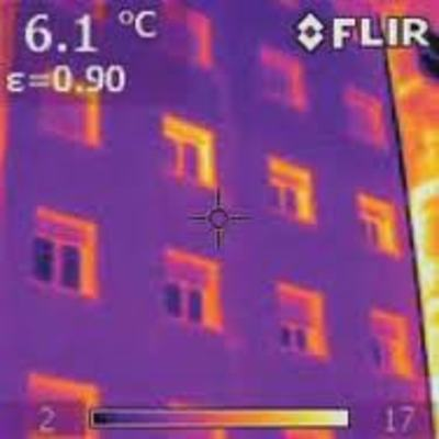 Termografía exterior