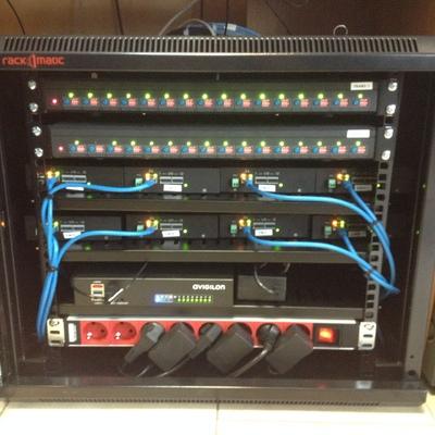 Centralización Sistema CCTV