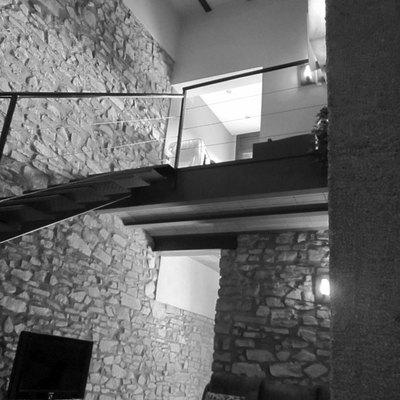 raddi ARQUITECTES - Reforma para vivienda unifamiliar en Sta Coloma de Queralt (Tarragona)