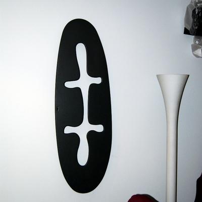 Radiador  Baxiroca decorativo instalado por Tecnam