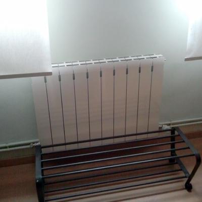 Radiador de aluminio inyectado FARAL ETAL