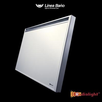 Radiador de diseño Radialight maxima eficiencia energetica