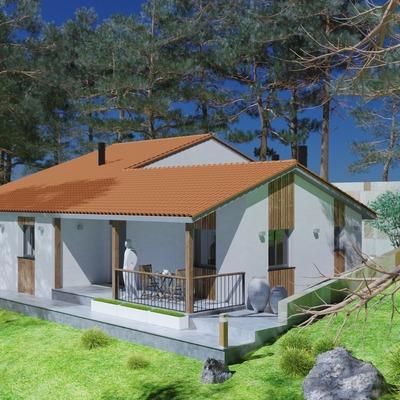 Vista 1 proyecto Vallirana
