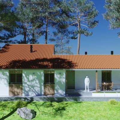 Vista 3 proyecto Vallirana