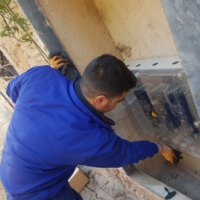 Caja General de Protección para Iberdrola