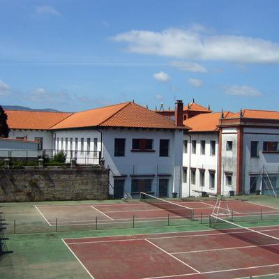 Reabilitacion da Escola Naval Militar de Marin, Pontevedra