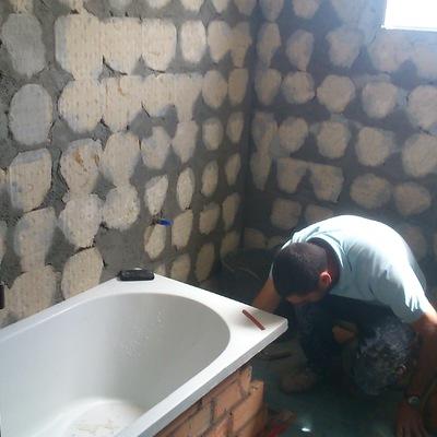 Realizacion de baños