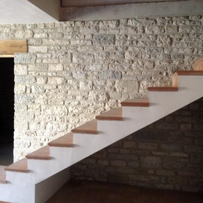 realización escaleras