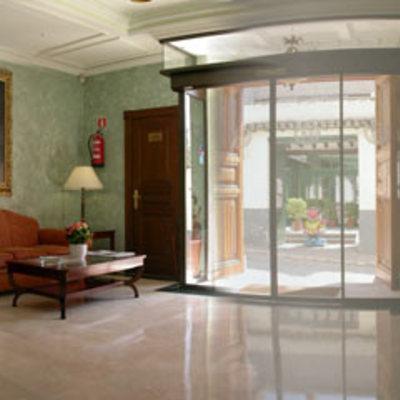 VESTIBULO HOTEL CONDESA DE CHINCHON