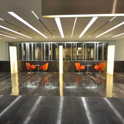 Recepción Hotel Cala Grande