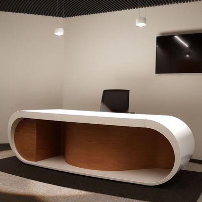 Mesa recepción babini office