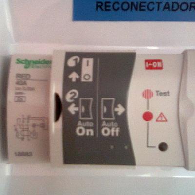RECONECTADOR DE RED