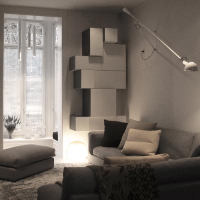 Redecoración de salón