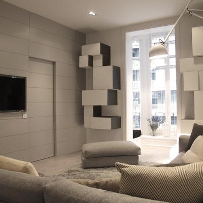 Redecoración salón