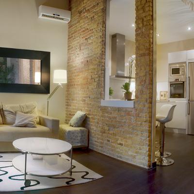 Torres Estudio · Redistribución de espacios en viviendas antiguas