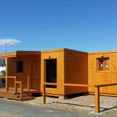 bungalows de madera