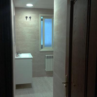reforma baño 1 ,  estado acabado