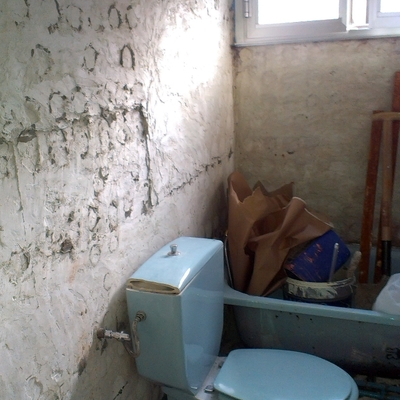REFORMA baño antiguo 1