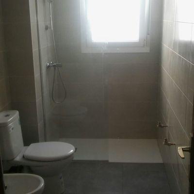Reforma de baño en San Jorge