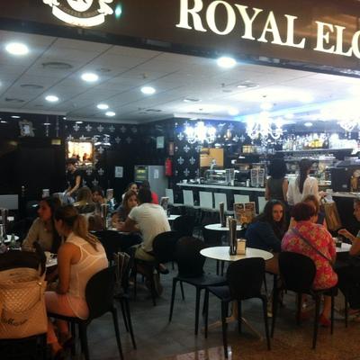 Reforma cafeteria CC Aljub estado reformado