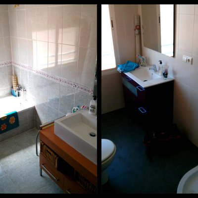 Reforma completa baños