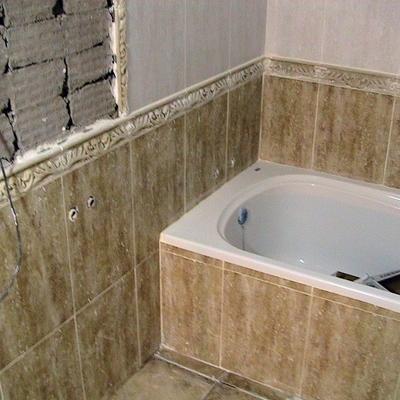 reforma completa de baño