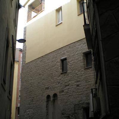 Reforma d'edifici a Manresa
