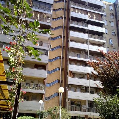 Reforma de Balcones de Residencial Oriente Bloque 2. Sevilla.