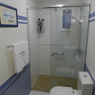 reforma de bañera por plato de ducha de obra