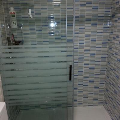 Reforma de baño 1