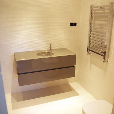 Diseño y Reforma integral de Baño