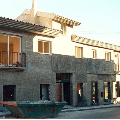 Reforma de farmacia en Canteras - Murcia.