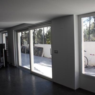 Reforma de garaje en la cañada, Paterna