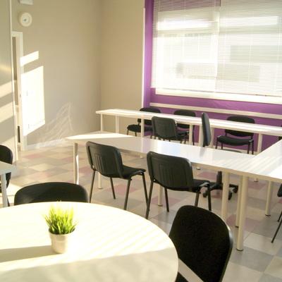 Reforma de local comercial y diseño de interiores