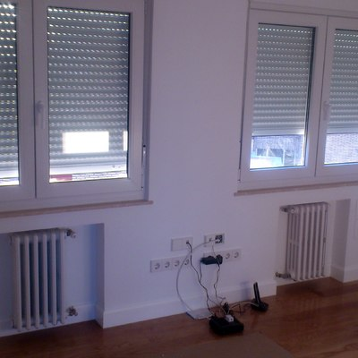 reforma de piso en oviedo en peres de la sala